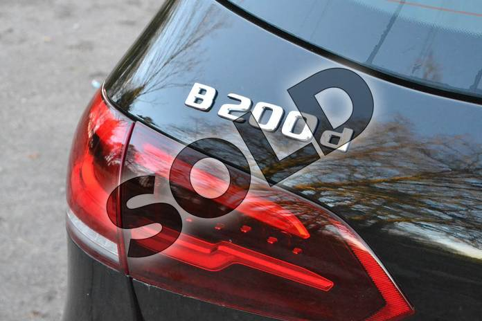 Image twenty-two of this 2021 Mercedes-Benz B Class Diesel Hatchback B200d Sport Executive 5dr Auto in Cosmos Black Metallic at Mercedes-Benz of Grimsby