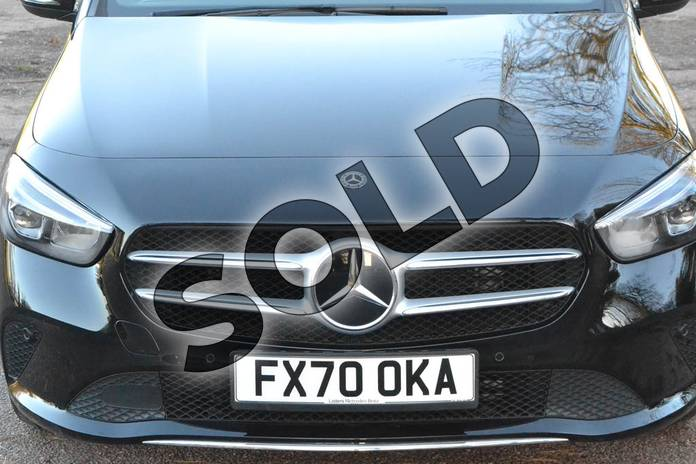 Image twenty-three of this 2021 Mercedes-Benz B Class Diesel Hatchback B200d Sport Executive 5dr Auto in Cosmos Black Metallic at Mercedes-Benz of Grimsby