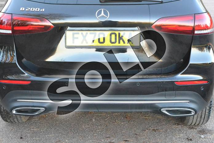 Image twenty-four of this 2021 Mercedes-Benz B Class Diesel Hatchback B200d Sport Executive 5dr Auto in Cosmos Black Metallic at Mercedes-Benz of Grimsby