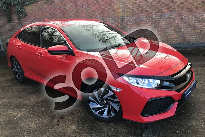 Picture of Honda Civic 1.0 VTEC Turbo SE 5dr in Rallye Red