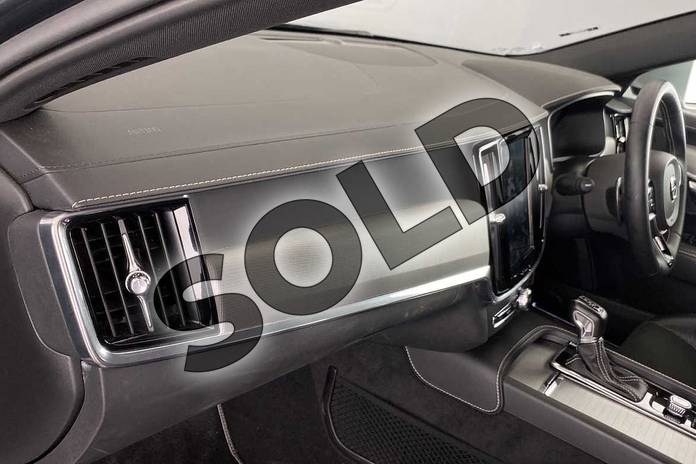Image six of this 2018 Volvo V90 Diesel Estate 2.0 D4 R DESIGN 5dr Geartronic in Savile Grey at Listers Volvo Worcester