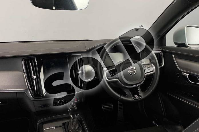 Image eight of this 2018 Volvo V90 Diesel Estate 2.0 D4 R DESIGN 5dr Geartronic in Savile Grey at Listers Volvo Worcester