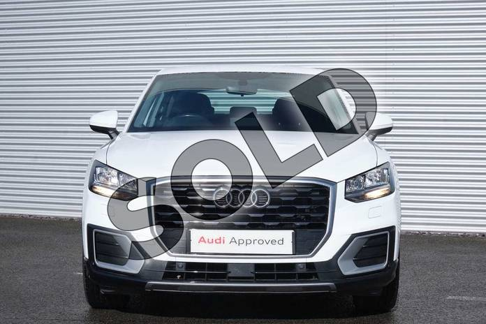 Image seven of this 2017 Audi Q2 Estate 1.0 TFSI Sport 5dr in Ibis White at Coventry Audi
