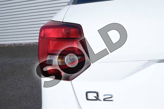 Image eight of this 2017 Audi Q2 Estate 1.0 TFSI Sport 5dr in Ibis White at Coventry Audi
