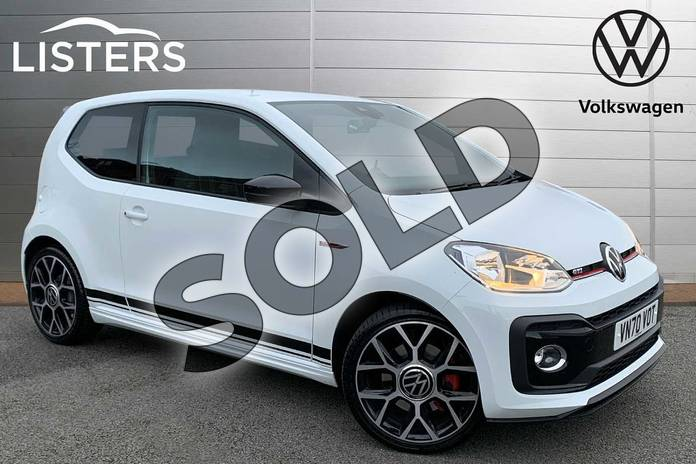 Picture of Volkswagen Up 1.0 115PS Up GTI 5dr in Pure White