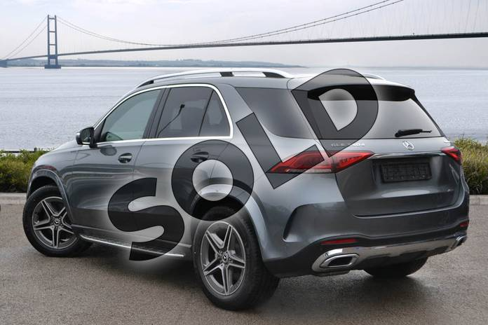 Image two of this 2021 Mercedes-Benz GLE Diesel Estate GLE 350d 4Matic AMG Line Prem 5dr 9G-Tronic (7 St) in selenite grey metallic at Mercedes-Benz of Hull