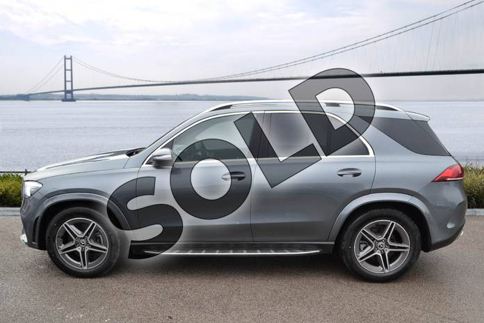 Image four of this 2021 Mercedes-Benz GLE Diesel Estate GLE 350d 4Matic AMG Line Prem 5dr 9G-Tronic (7 St) in selenite grey metallic at Mercedes-Benz of Hull