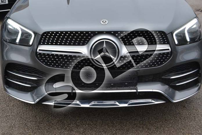 Image twenty-six of this 2021 Mercedes-Benz GLE Diesel Estate GLE 350d 4Matic AMG Line Prem 5dr 9G-Tronic (7 St) in selenite grey metallic at Mercedes-Benz of Hull