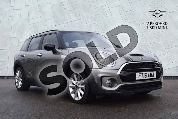 Picture of MINI Clubman 2.0 Cooper S D 6dr Auto in Melting Silver