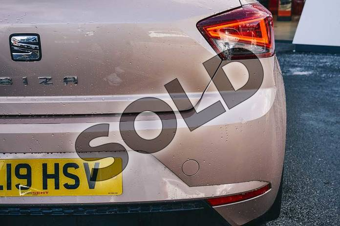 Image eleven of this 2019 SEAT Ibiza Hatchback 1.0 SE (EZ) 5dr in Gold at Listers SEAT Coventry