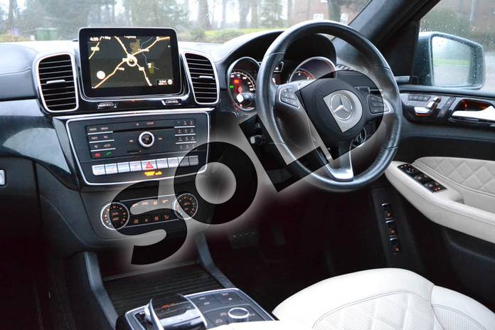 Image twelve of this 2019 Mercedes-Benz GLS Estate Special Edition GLS 350d 4Matic Grand Edition 5dr 9G-Tronic in selenite grey metallic at Mercedes-Benz of Grimsby