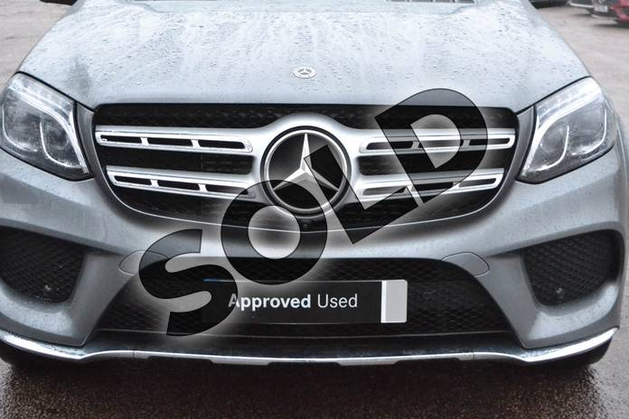 Image twenty-eight of this 2019 Mercedes-Benz GLS Estate Special Edition GLS 350d 4Matic Grand Edition 5dr 9G-Tronic in selenite grey metallic at Mercedes-Benz of Grimsby