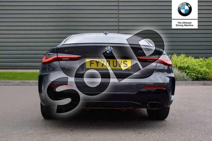 Image fifteen of this 2020 BMW 4 Series M440i xDrive Coupe in Dravit Grey at Listers Boston (BMW)