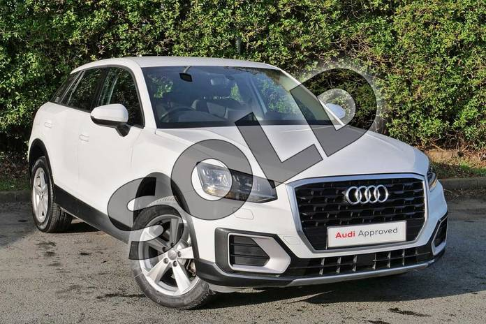 Picture of Audi Q2 1.4 TFSI Sport 5dr in Ibis White