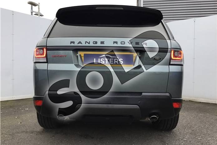 Image six of this 2015 Range Rover Sport Diesel Estate 3.0 SDV6 (306) HSE Dynamic 5dr Auto (7 seat) in Metallic - Scotia grey at Listers U Solihull