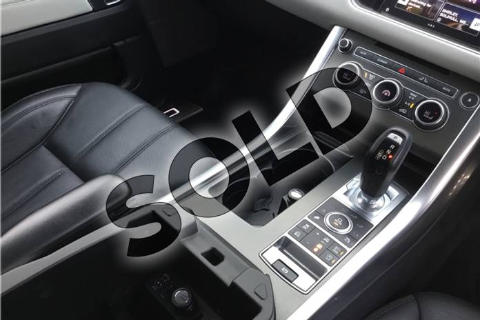 Image fifteen of this 2015 Range Rover Sport Diesel Estate 3.0 SDV6 (306) HSE Dynamic 5dr Auto (7 seat) in Metallic - Scotia grey at Listers U Solihull