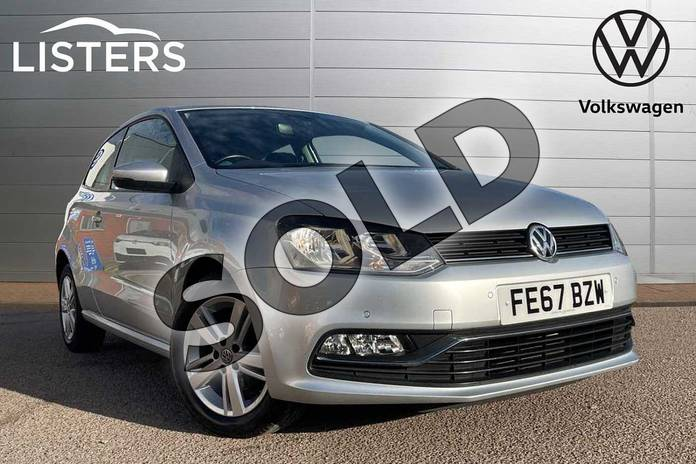 Volkswagen Polo Hatchback 1.2 TSI Match Edition 3dr
