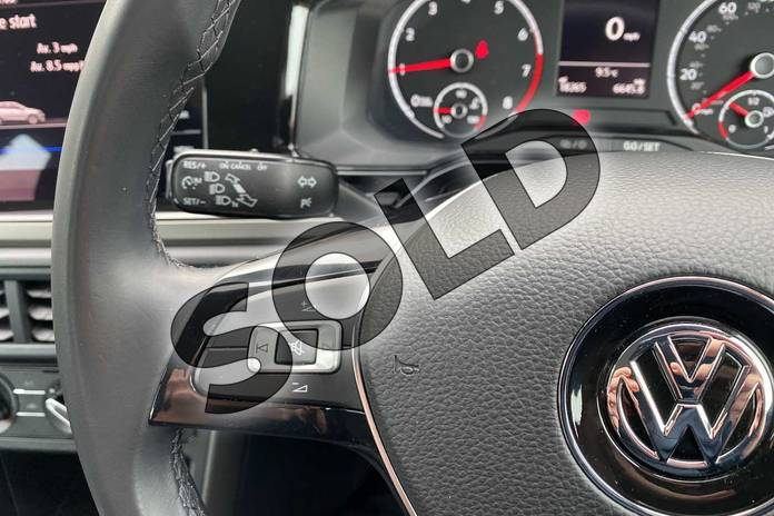 Image fifteen of this 2018 Volkswagen Polo Hatchback 1.0 TSI 95 SE 5dr in Deep Black Pearl Effect at Listers Volkswagen Coventry