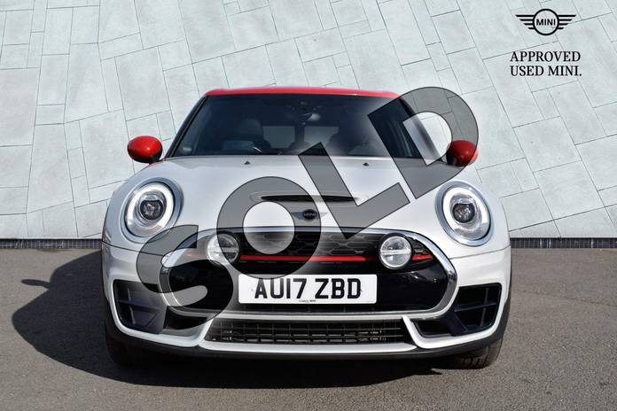 Image sixteen of this 2017 MINI Clubman Estate 2.0 John Cooper Works ALL4 6dr Auto in White Silver at Listers Boston (MINI)