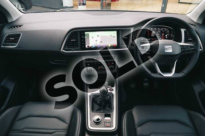Image two of this 2021 SEAT Ateca 1.5 TSI Xperience Lux in Grey at Listers SEAT Coventry