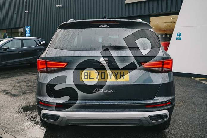 Image nine of this 2021 SEAT Ateca 1.5 TSI Xperience Lux in Grey at Listers SEAT Coventry
