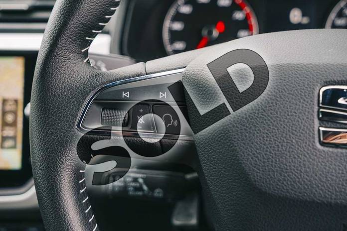 Image thirteen of this 2020 SEAT Arona Hatchback 1.0 TSI 115 Xcellence (EZ) 5dr DSG in Black at Listers SEAT Coventry