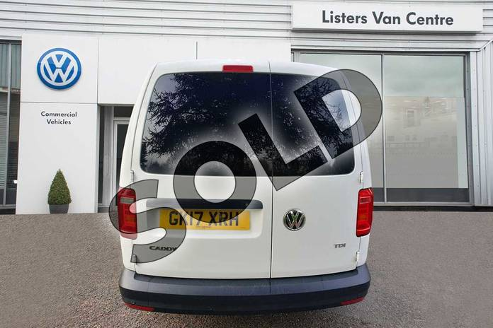 Image four of this 2017 Volkswagen Caddy Maxi C20 Diesel 2.0 TDI BlueMotion Tech 102PS Startline Van in White at Listers Volkswagen Van Centre Coventry