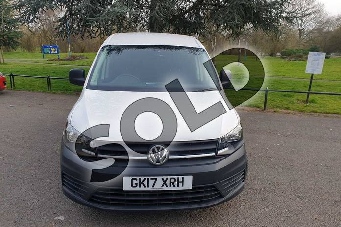Image six of this 2017 Volkswagen Caddy Maxi C20 Diesel 2.0 TDI BlueMotion Tech 102PS Startline Van in White at Listers Volkswagen Van Centre Coventry