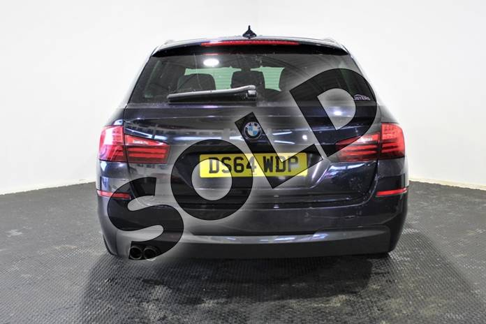 Image thirteen of this 2014 BMW 5 Series Diesel Touring 520d M Sport 5dr Step Auto in Metallic - Carbon black at Listers U Stratford-upon-Avon