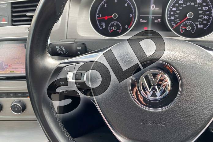Image fifteen of this 2016 Volkswagen Golf Diesel Hatchback 2.0 TDI Match Edition 5dr in Deep Black Pearl Effect at Listers Volkswagen Coventry