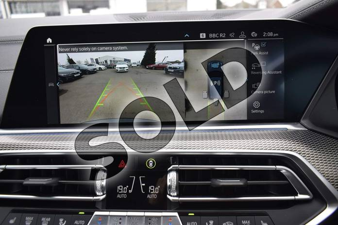 Image twenty-six of this 2020 BMW X5 Estate xDrive45e M Sport 5dr Auto in Carbon Black at Listers Boston (BMW)