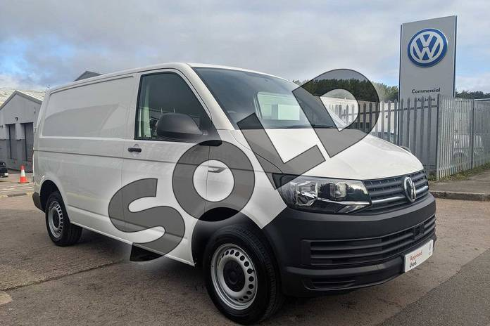 Picture of Volkswagen Transporter 2.0 TDI BMT 102 Startline Van Euro 6 in Candy White