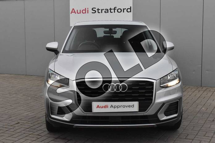 Image seven of this 2018 Audi Q2 Estate 1.4 TFSI Sport 5dr in Floret Silver Metallic at Stratford Audi