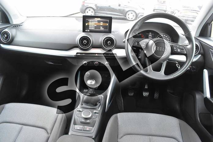 Image eleven of this 2018 Audi Q2 Estate 1.4 TFSI Sport 5dr in Floret Silver Metallic at Stratford Audi