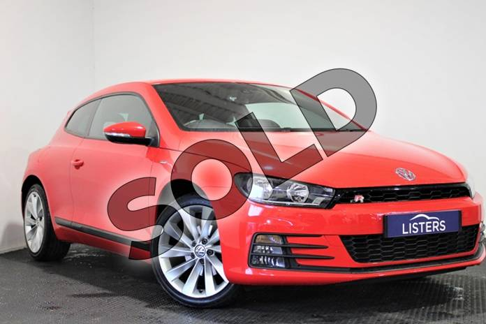 Volkswagen Scirocco Diesel Coupe 2.0 TDI BlueMotion Tech GT 3dr