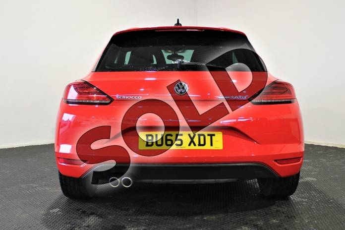 Image thirteen of this 2016 Volkswagen Scirocco Diesel Coupe 2.0 TDI BlueMotion Tech GT 3dr in Special solid - Flash red at Listers U Stratford-upon-Avon