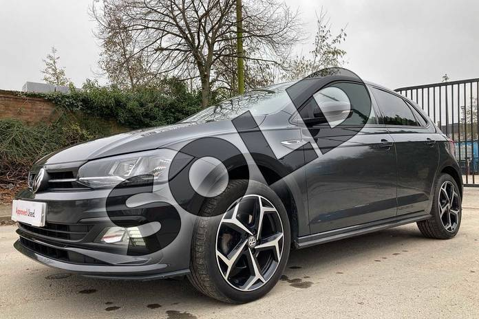 Image eighteen of this 2019 Volkswagen Polo Hatchback 1.0 TSI 115 R-Line 5dr in Urano Grey at Listers Volkswagen Loughborough