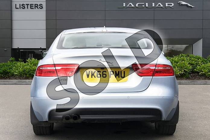 Image six of this 2016 Jaguar XE 2.0 i4 Diesel (180PS) Prestige in Osmium at Listers Jaguar Droitwich