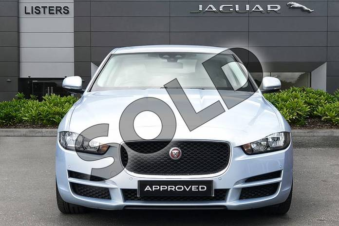 Image seven of this 2016 Jaguar XE 2.0 i4 Diesel (180PS) Prestige in Osmium at Listers Jaguar Droitwich