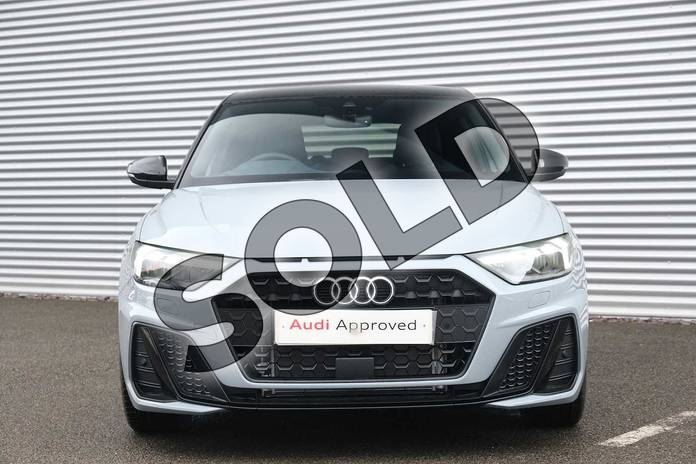 Image seven of this 2021 Audi A1 Sportback 35 TFSI Black Edition 5dr S Tronic in Arrow Grey Pearlescent at Coventry Audi