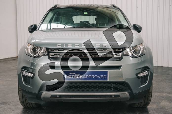 Image six of this 2016 Land Rover Discovery Sport Diesel SW 2.0 TD4 180 SE Tech 5dr Auto in Metallic - Corris grey at Listers Jaguar Solihull