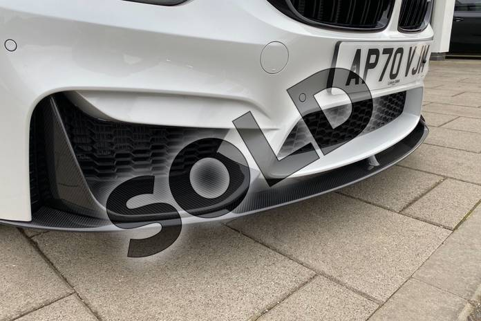 Image eight of this 2021 BMW M4 Series M4 Coupe in Mineral White at Listers King's Lynn (BMW)