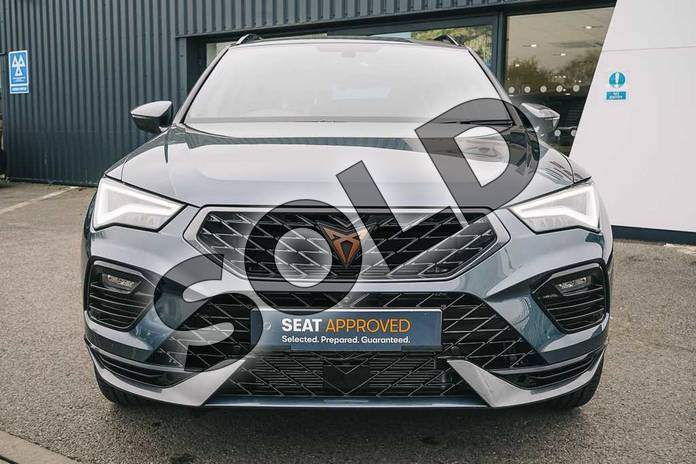 Image nine of this 2021 Cupra Ateca Estate 2.0 TSI VZ1 5dr DSG 4Drive in Grey at Listers SEAT Coventry