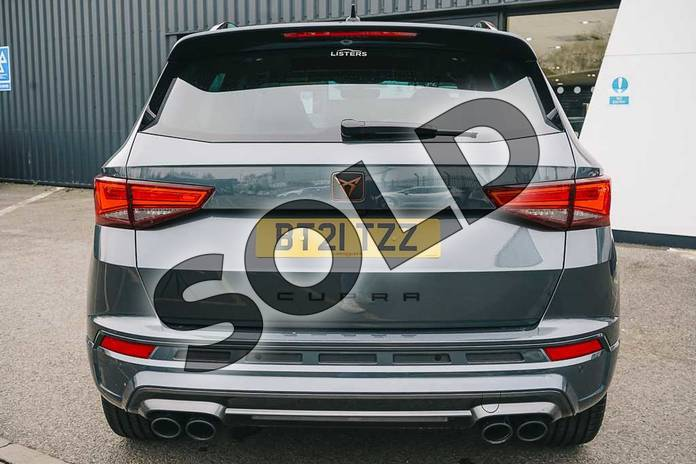 Image twelve of this 2021 Cupra Ateca Estate 2.0 TSI VZ1 5dr DSG 4Drive in Grey at Listers SEAT Coventry