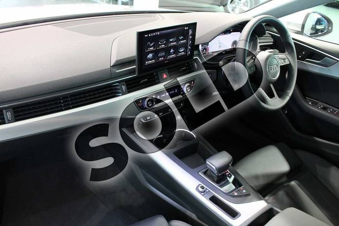 Image two of this 2021 Audi A5 Sportback 35 TFSI Sport 5dr S Tronic in Floret Silver Metallic at Birmingham Audi