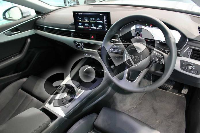 Image six of this 2021 Audi A5 Sportback 35 TFSI Sport 5dr S Tronic in Floret Silver Metallic at Birmingham Audi