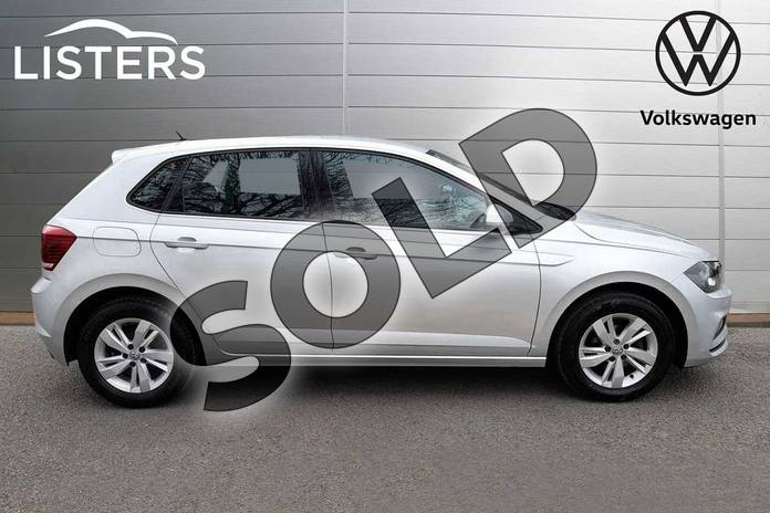 Image four of this 2018 Volkswagen Polo Hatchback 1.0 TSI 95 SE 5dr DSG in Reflex Silver at Listers Volkswagen Worcester