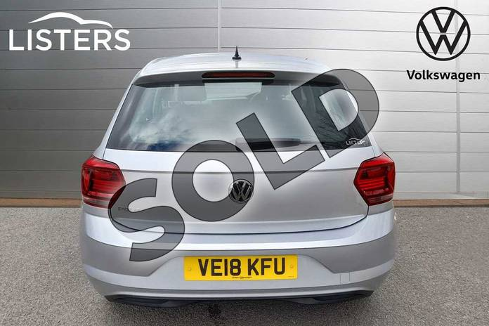 Image nine of this 2018 Volkswagen Polo Hatchback 1.0 TSI 95 SE 5dr DSG in Reflex Silver at Listers Volkswagen Worcester