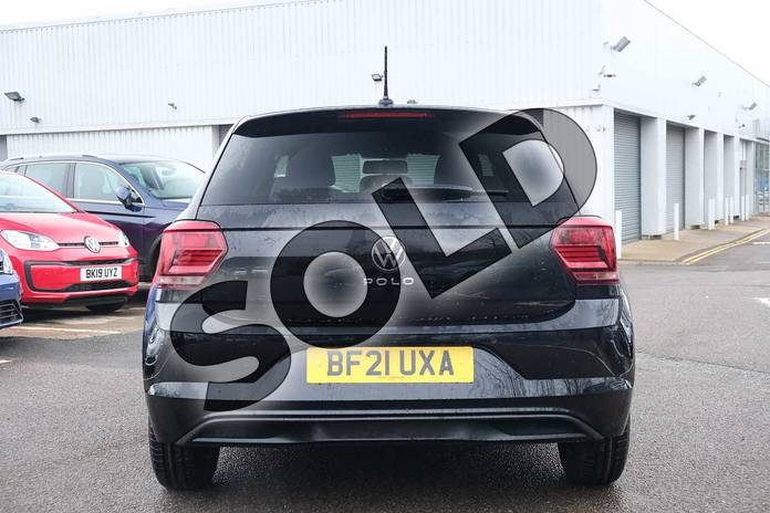 Image twelve of this 2021 Volkswagen Polo Hatchback 1.0 TSI 95 Match 5dr in Deep Black at Listers Volkswagen Leamington Spa
