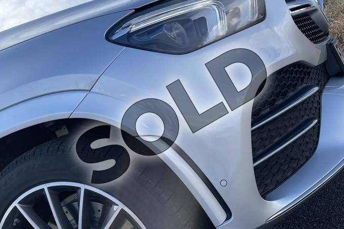 Image nine of this 2021 Mercedes-Benz GLE Diesel Estate GLE 300d 4Matic AMG Line Prem 5dr 9G-Tronic (7 St) in Iridium Silver Metallic at Mercedes-Benz of Lincoln